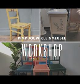Workshop PIMP jouw kleinmeubel