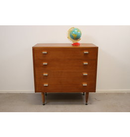 Danish design chest of drawers