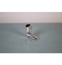 Silver Pincushion Boot