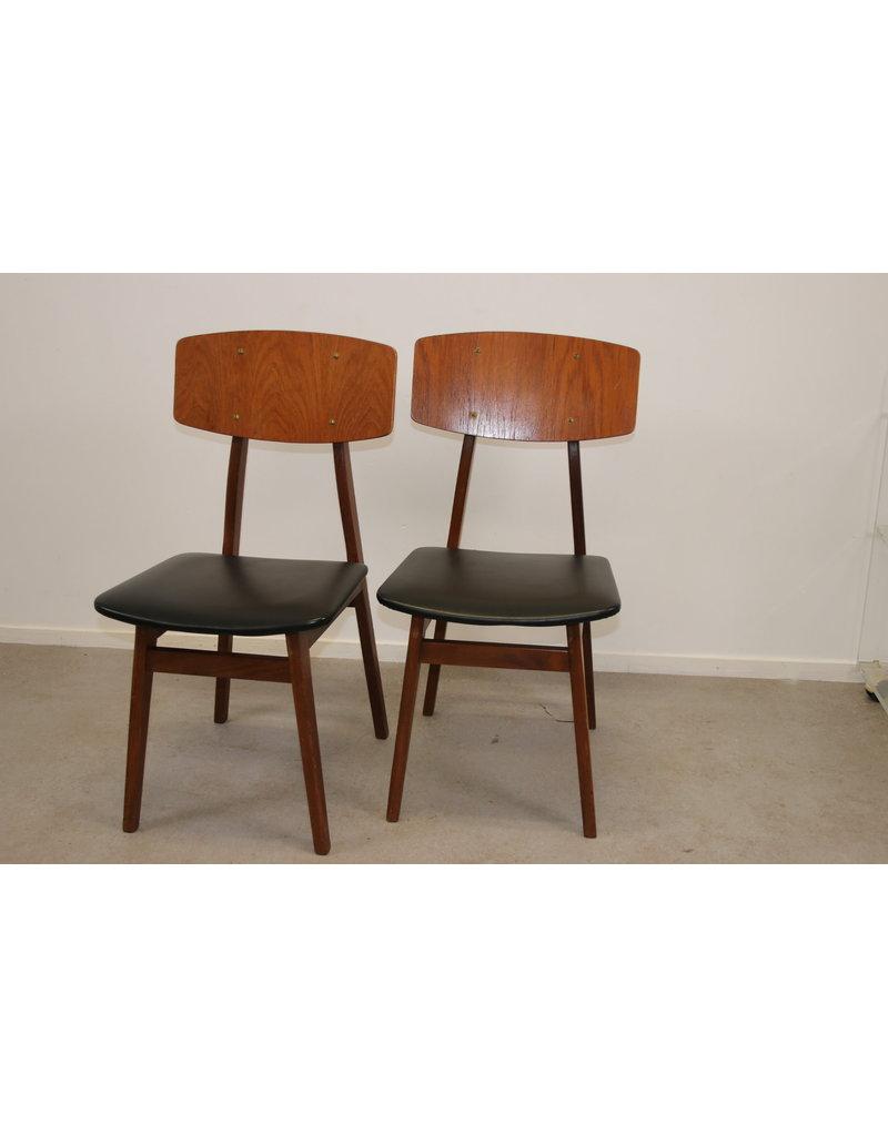 Dining Table Chair Teak Danish Design