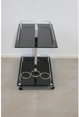 Design Dinks Trolley by Willy Rizzo 1960