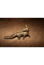 Bronze Vos 15 cm
