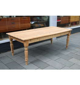 Large farmers kitchen table Pine wood