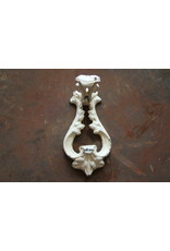 White Metal Door Knocker
