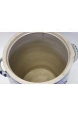 Sauerkraut pot cologne pot Mega large German earthenware 40 liter capacity.