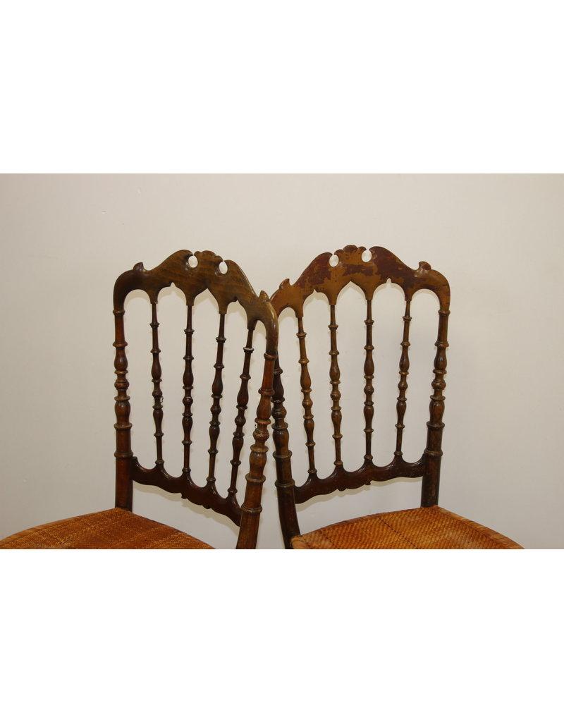 Set Chiavari stoel italiaans design