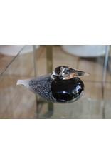 Murano Vogel Eend handgemaakt 60 jaren
