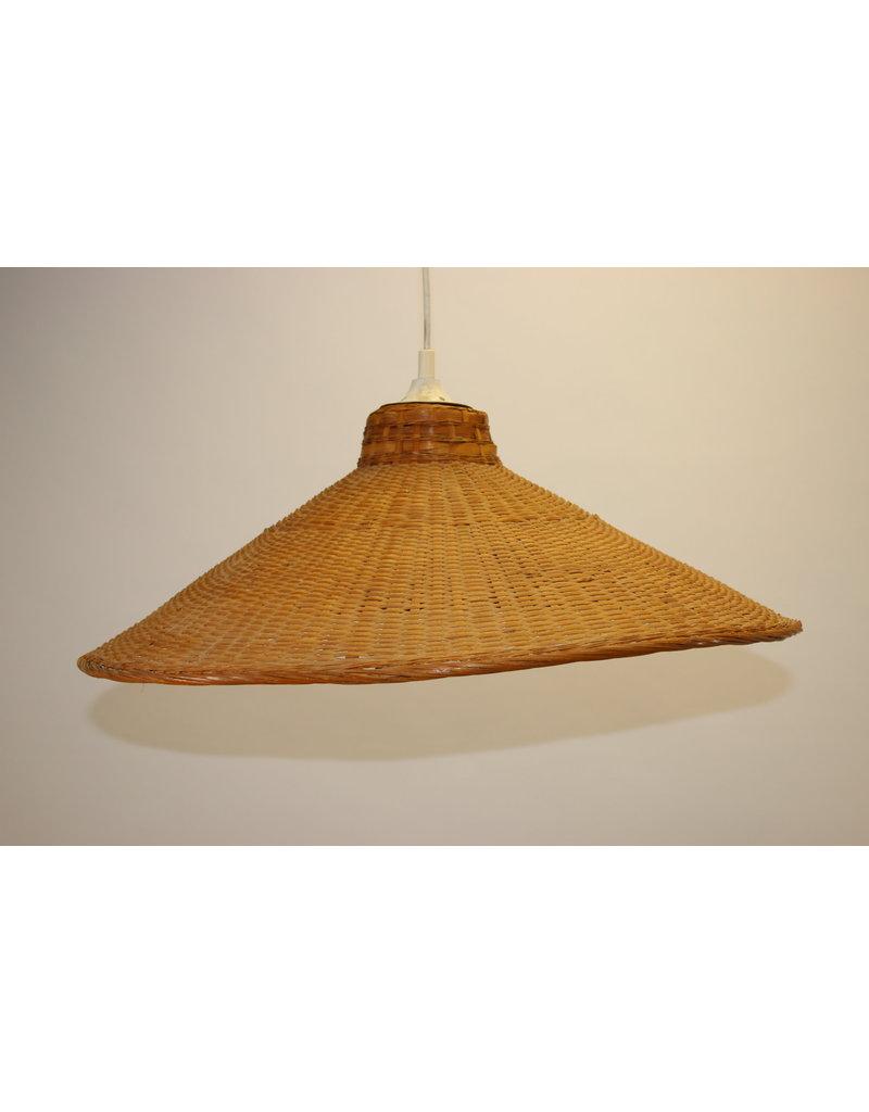 Vintage Pitriet Bamboe Hanglamp 62 cm