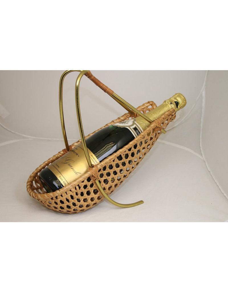 Vintage Wine Bottle Holder