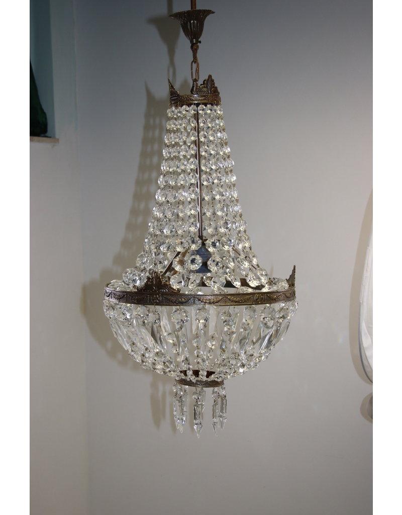 Kristallen Kroon luchter Hangzak