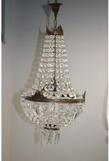 Crystal Chandelier Hanging bag