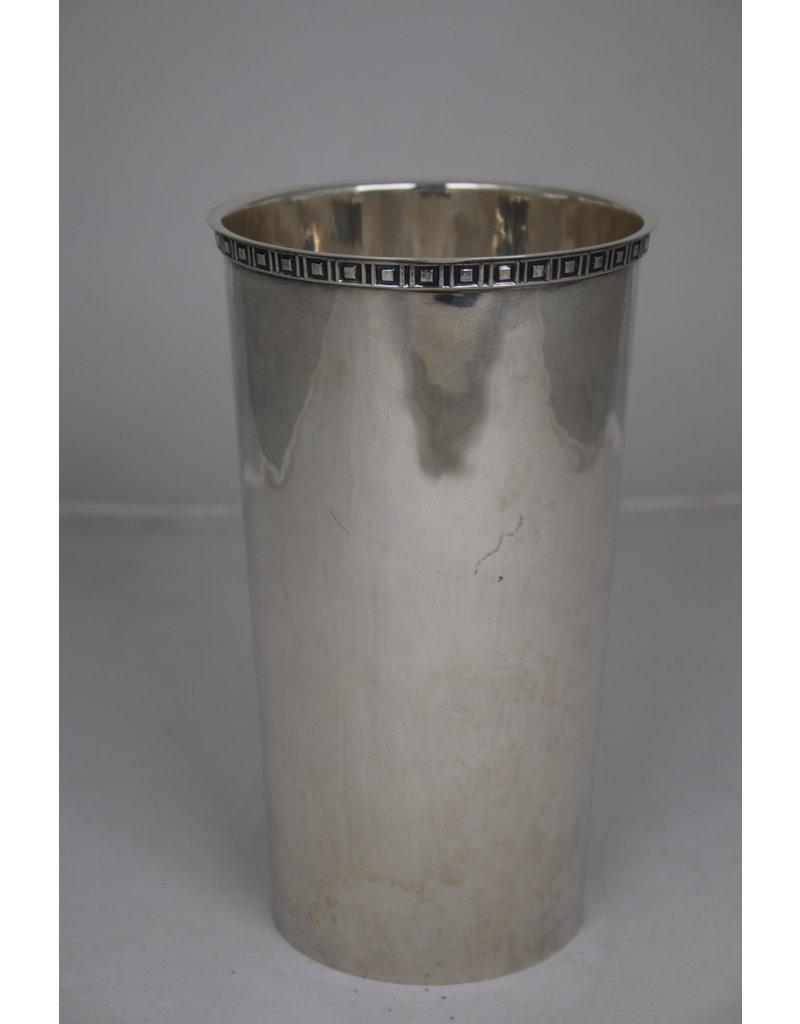 Swedish Silver Bekker hand knocked 1981