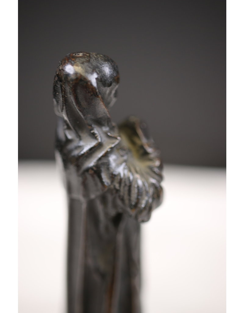 French Bronze Mary Magdalene