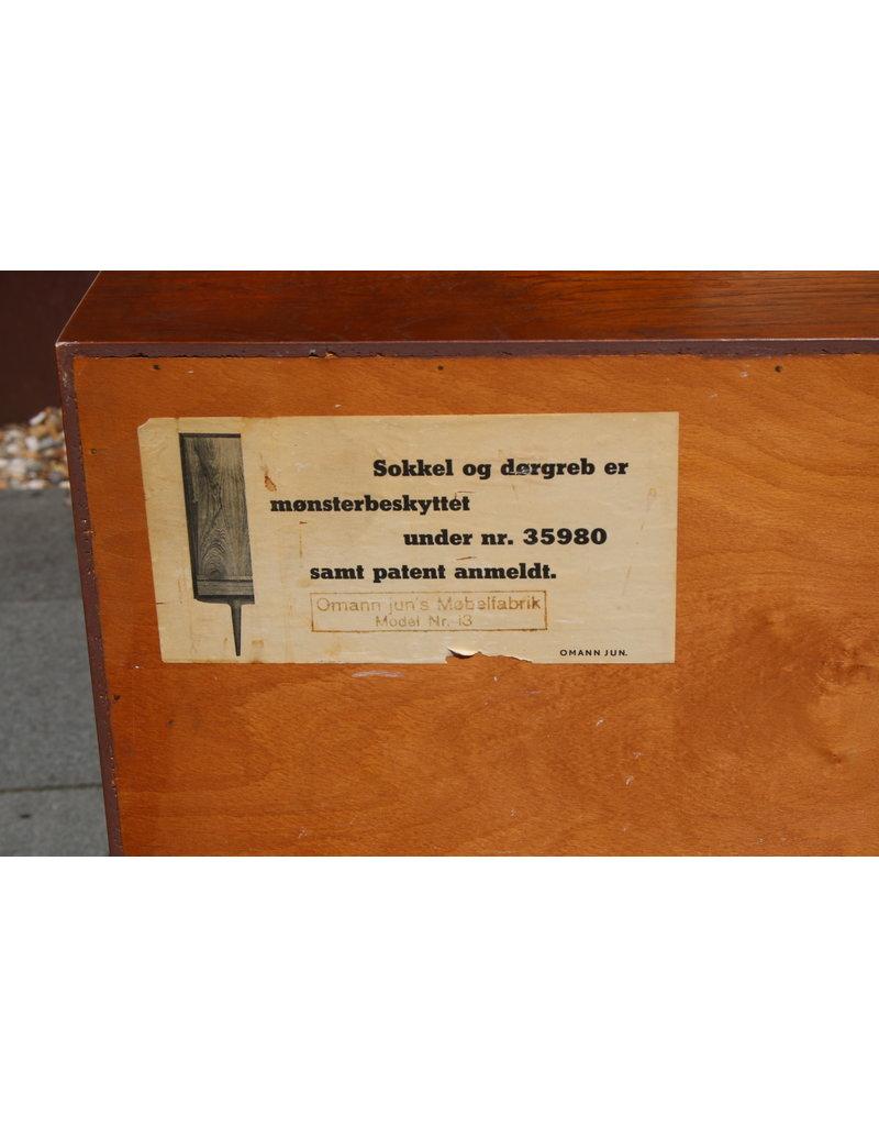 Danish Teak Sideboard from Omann Jun, 1960s