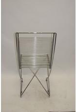 Chrome Design Dining room chair Kreuzschwinger