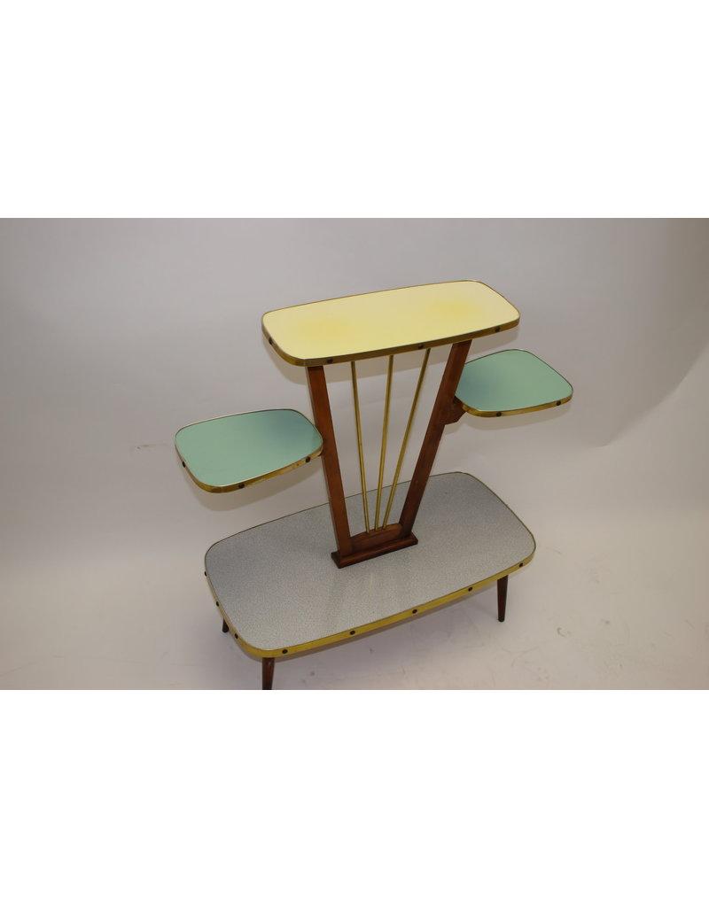 plantentafel etagère jaren60