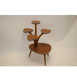 plant table etagère 60s