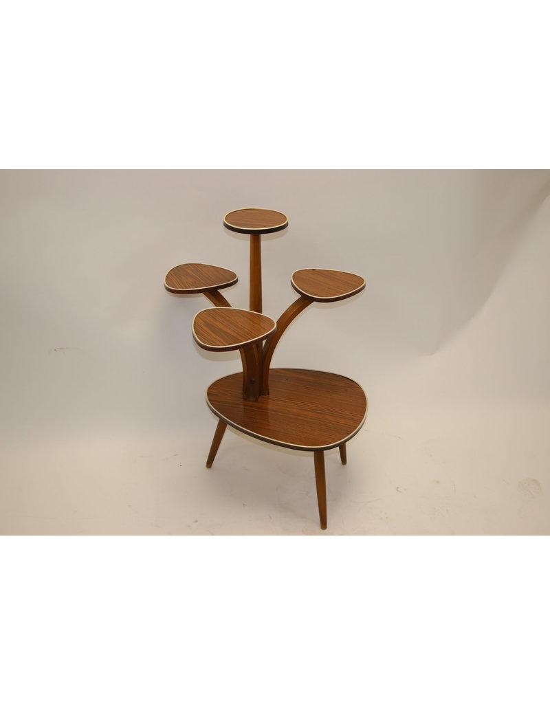plantentafel etagere jaren60
