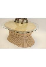 Bamboe salontafel bij McGuire