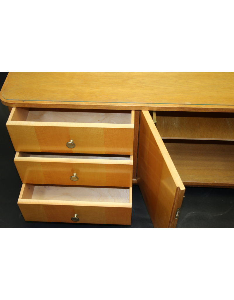 Beechwood sideboard from the 60s