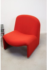2 stuks Giancarlo Piretti voor Artifort - Alky design lounge stoel