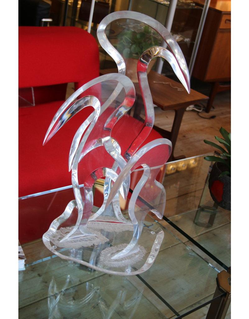 Plexiglas Vogels Hivo van Teal  20th Century