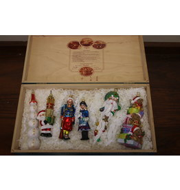 Komozja Rare Christmas Balls set in coffin