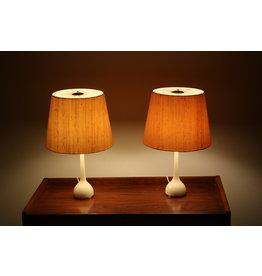 2 Tafellampen van Hans Arne Jacobsson Zweden 1960