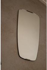 oval vintage mirror