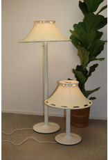 Floor lamp and table lamp by Anna ehrner.