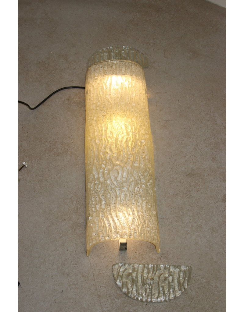 Xxl ijslamp muurlamp