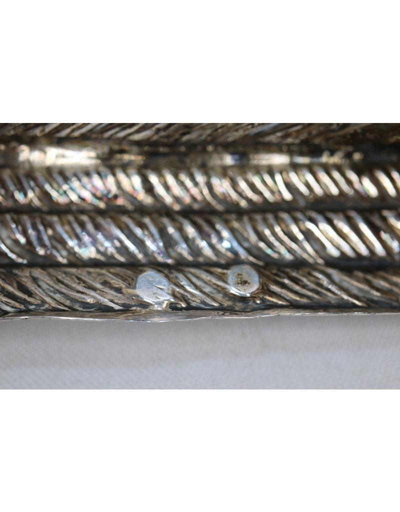 Zilveren Fazanten Tafel stukken Spaans 750