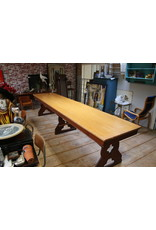 Cloister table 400 cm Vintage model 60 years