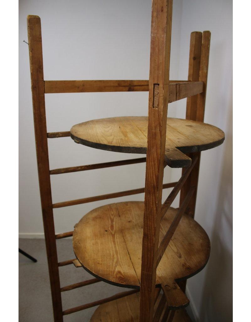 Brocante oude bakkersrek