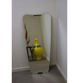 Metale spiegel jaren 60
