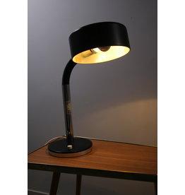 bureaulamp zwart Hustadt-leuchten