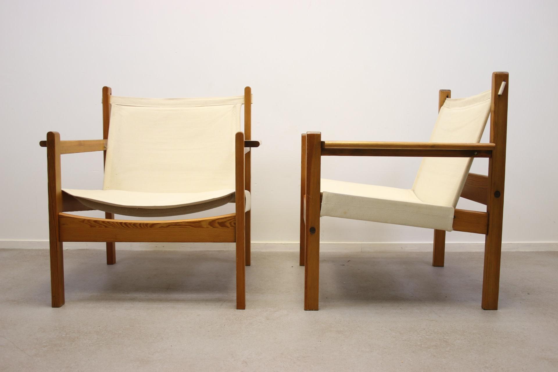 Love Seats Stoelen.Vintage Design Houten Stoelen 70 Jaren Brocanteschuur By