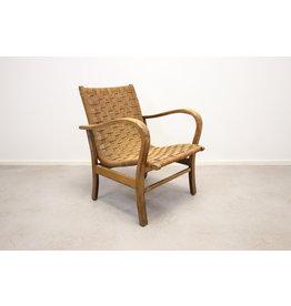 Bauhaus Lounge Armchair design by Erich Dieckmann
