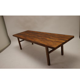 Mid-Century Rosewood Coffee Table from Bramin Denmark
