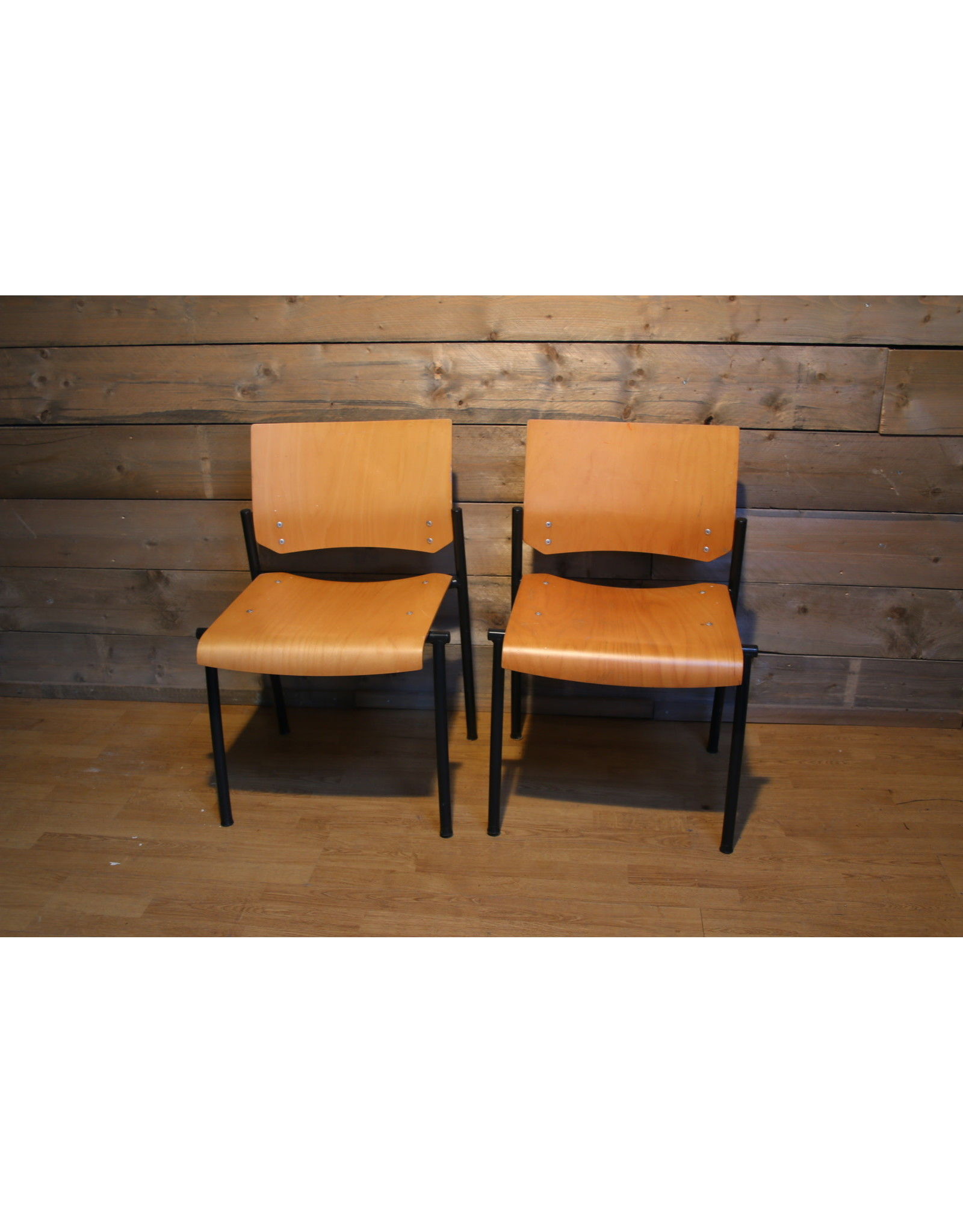 Ahrend School Chairs Stackable