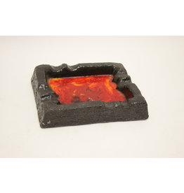 Vintage Retro Asbak lava Style