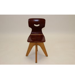 """Pagholz Vintage school chair pagholz 50 """""""