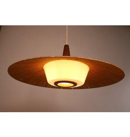 Hanglamp van Temde Leuchten model E 27 van 1960