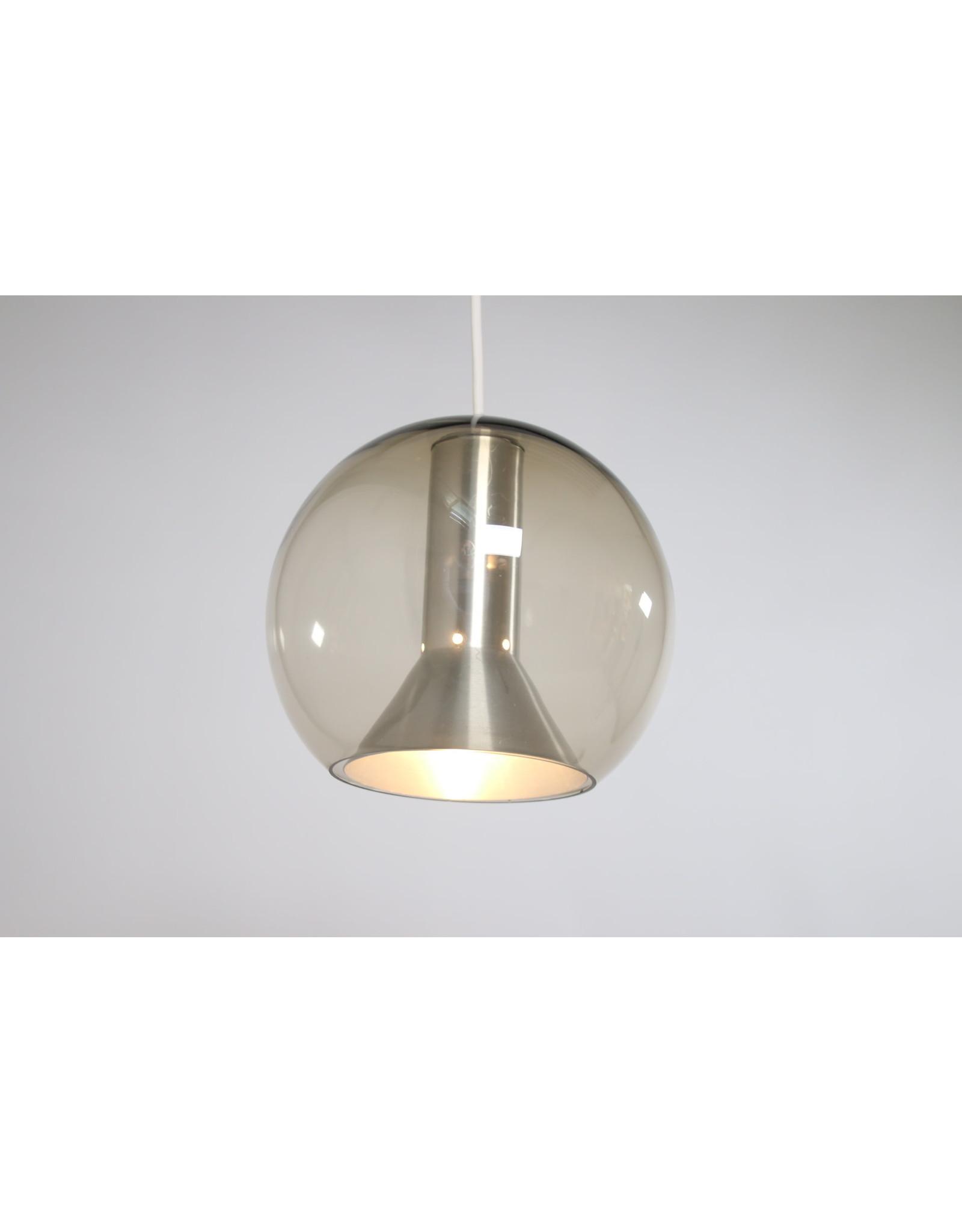 Raak Amsterdam vintage bol hanglamp jaren 60