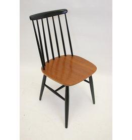 Danish Tapiovaara Nesto Pastoe 1960s teak chair
