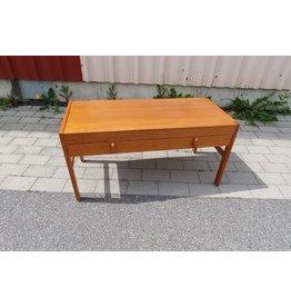 scandinavisch tv meubel van teak