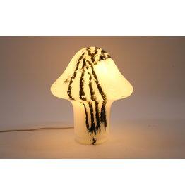 tablelamp murano mushroom