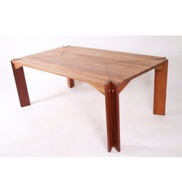 Zweedse Teakhouten design coffee Table