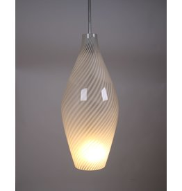 Vetri Venini murano glas draaitol hanglamp italiaans design