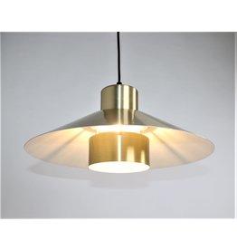 hanglamp deens design messing goud gekleurd